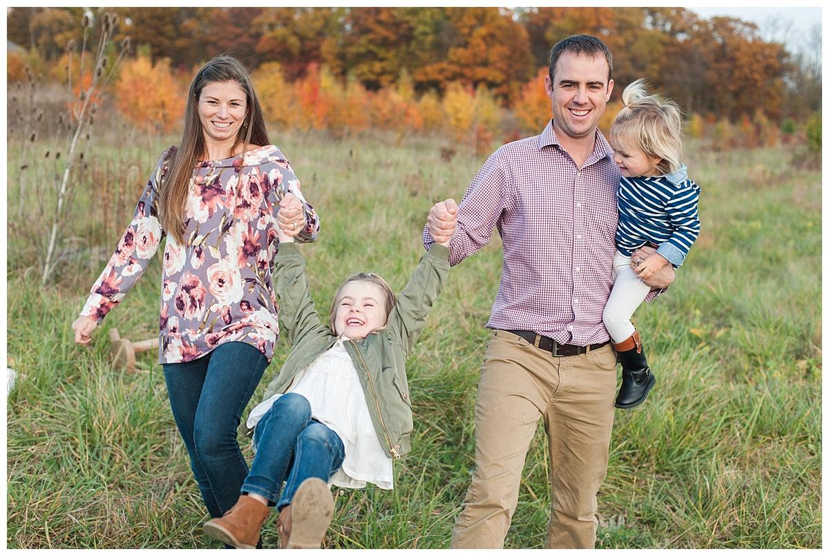 field fall family_0238